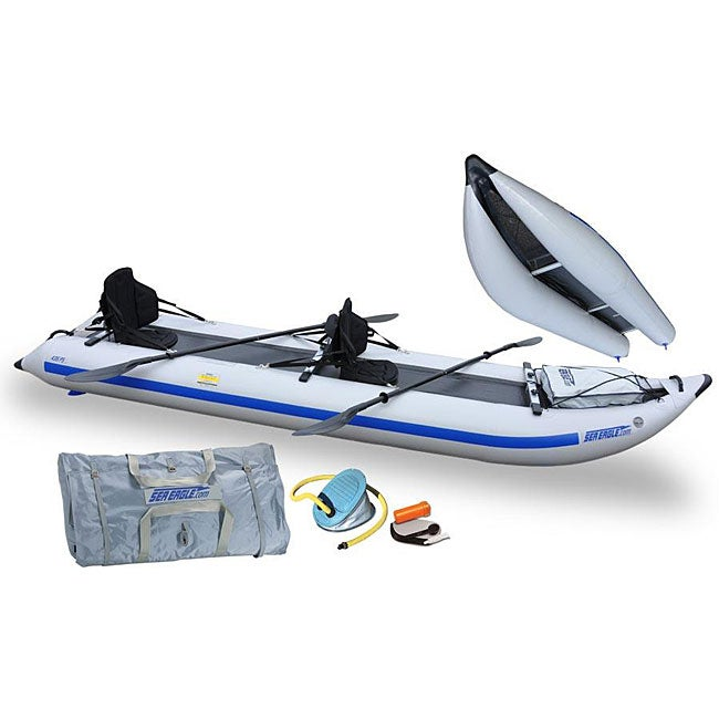 Sea Eagle 435ps Pro Paddleski Inflatable Kayak