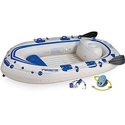 Sea Eagle Inflatable Five Chamber Motormount Boat