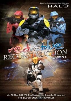 Red Vs. Blue: Reconstruction (DVD)