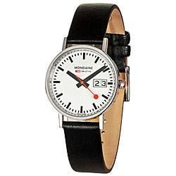 Mondaine Women's Swiss Railways New Classic Watch