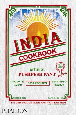 India Cookbook (Hardcover)