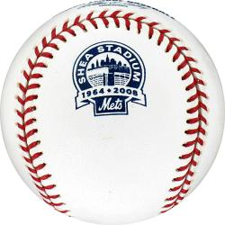Rawlings Shea Stadium Final Season Commemorative Baseball (Pack of 12)