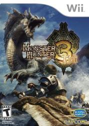 Wii - Monster Hunter Tri (Pre-Played)