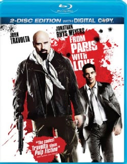 From Paris With Love (Blu-ray Disc)
