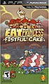 PSP - Fat Princess: Fistful of Cake - By Sony Computer Entertainment