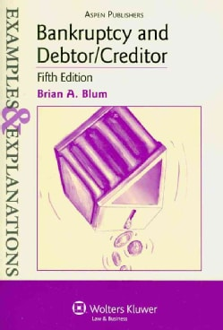 Bankruptcy and Debtor/Creditor (Paperback)