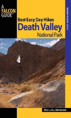 Falcon Guides Best Easy Day Hikes Death Valley National Park (Paperback)