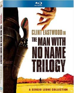 Clint Eastwood: The Man With No Name Trilogy (Blu-ray Disc)