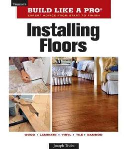 Installing Floors (Paperback)
