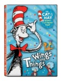 The Cat in the Hat Knows a Lot About That!: Wings and Things (DVD)