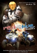 Red Vs. Blue: Revelation Season 8 (DVD)