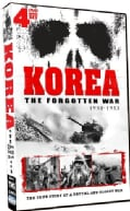 Korea The Forgotten War (DVD)
