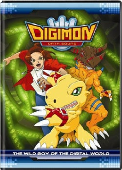 Digimon: Wild Boy of the Digital World (DVD)