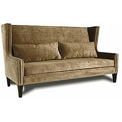 JAR Designs 'The Huntley' Taupe Truffle Sofa