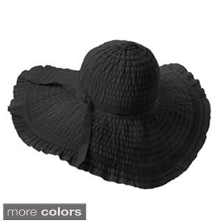Adi Designs Women's Oversized Brim Sun Hat