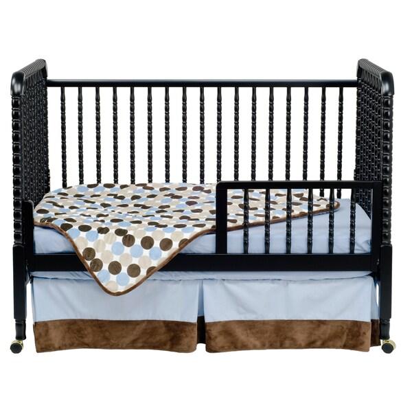 DaVinci Jenny Lind 3-in-1 Convertible Crib in Ebony