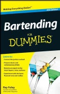 Bartending for Dummies (Paperback)