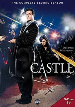 Castle: The Complete Second Season (DVD)