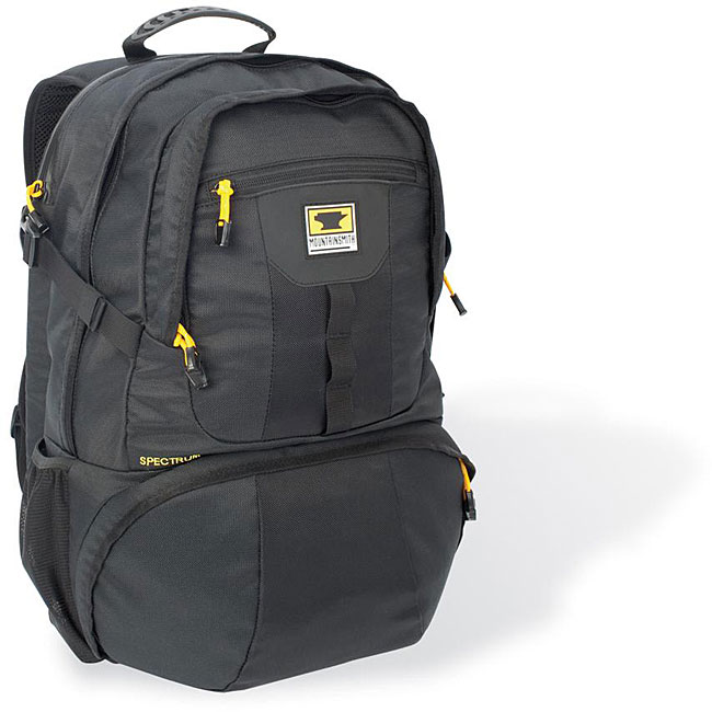 Mountainsmith 'Spectrum' Black Recycled Camera Backpack