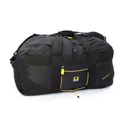 Extra-large Mountainsmith Black Nylon Kodra Travel Trunk/Duffle Bag