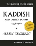 Kaddish and Other Poems: 1958-1960 (Paperback)