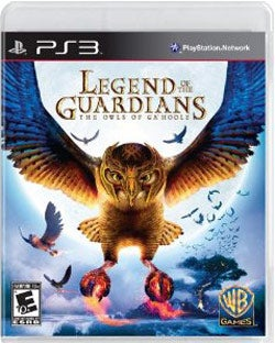 PS3 - Legend of the Guardians: The Owls of Ga`Hoole