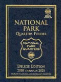 National Park Quarters Folder 2010 Through 2021: Complete Philadelphia and Denver Mint Collection (Hardcover)
