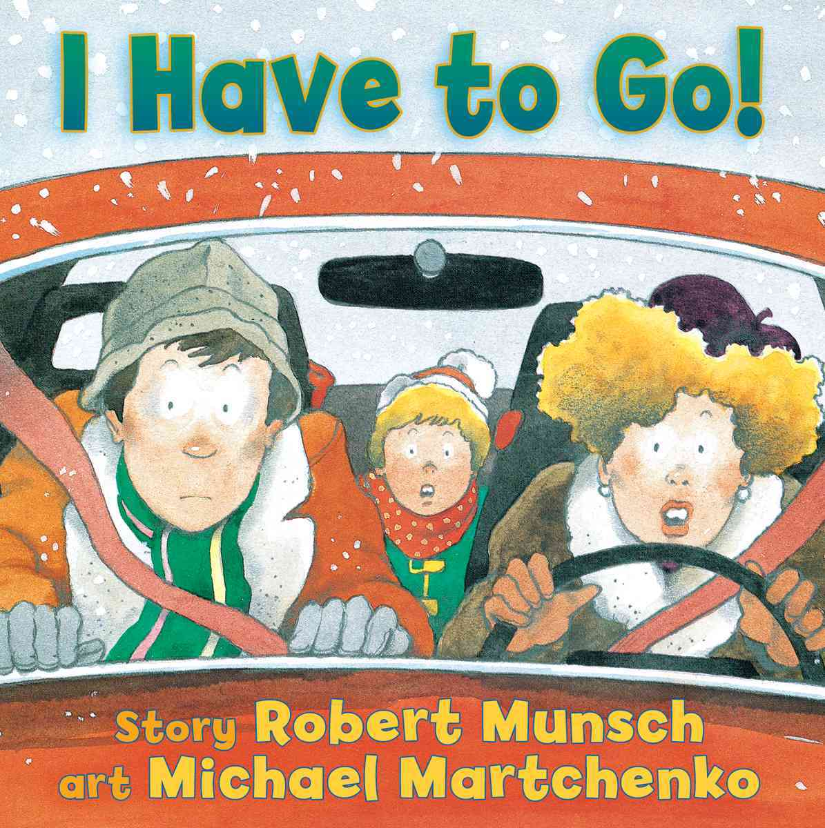 I Have to Go! (Board book)