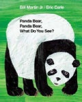 Panda Bear, Panda Bear, What Do You See? (Hardcover)