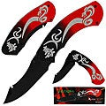 Fantasy Master Venom 8-inch Stainless Steel Knife