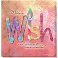 Connie Haley 'Wish' Canvas Giclee Art