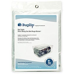 BugZip Large Bed-bug Resistant Luggage / Clothes Bag