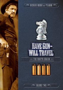 Have Gun Will Travel: Season 4 Vol. 2 (DVD)