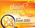 Microsoft Excel 2010 Plain & Simple (Paperback)