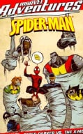 Marvel Adventures Spider-man: Peter Parker Vs. the X-men Digest (Paperback)