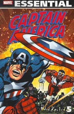 Essential Captain America 5 (Paperback)
