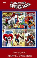 Amazing Spider-man: Official Index to the Marvel Universe (Paperback)