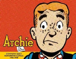 Archie: The Complete Daily Newspaper Comics, 1946-1948 (Hardcover)