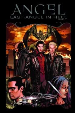 Angel 6: Last Angel in Hell (Hardcover)