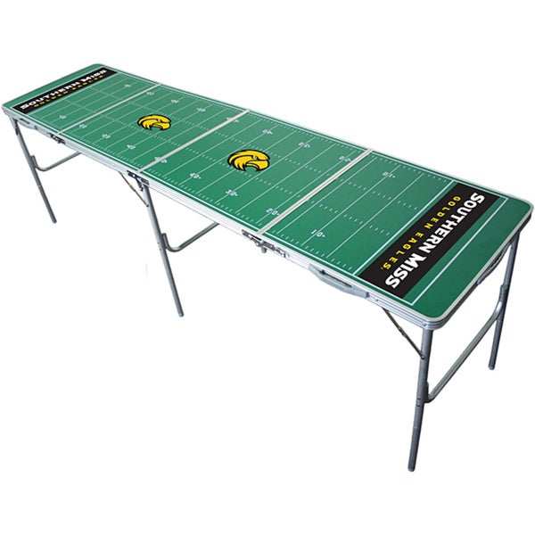 NCAA Rectangular Tailgate Table