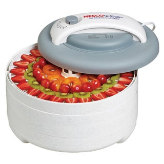 Nesco American Harvest FD-61 Snackmaster Encore Dehydrator/ Jerky Maker