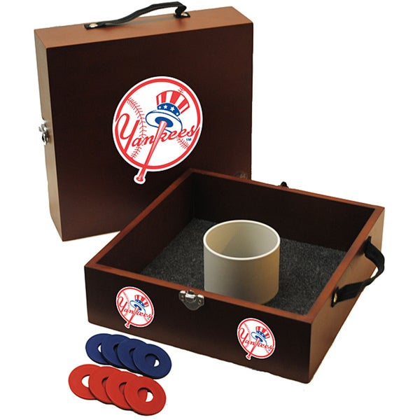 MLB Washer Toss Game