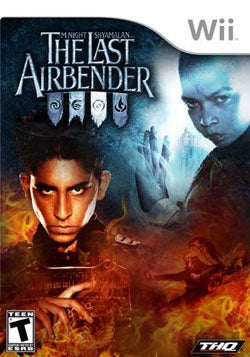 Wii - The Last Airbender: The Movie