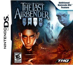 Nintendo DS - The Last Airbender: The Movie