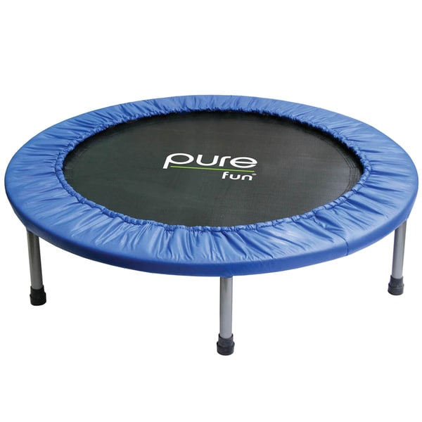 Pure Fun Mini 40-inch Trampoline