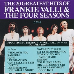 Frankie & Four Seasons Valli - 20 Greatest Hits Live