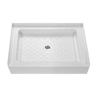 DreamLine Trio 32x32-inch Square Single Treshold Shower Tray