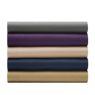 Perry Ellis Microfiber Wrinkle Free 4-Piece Sheet Set