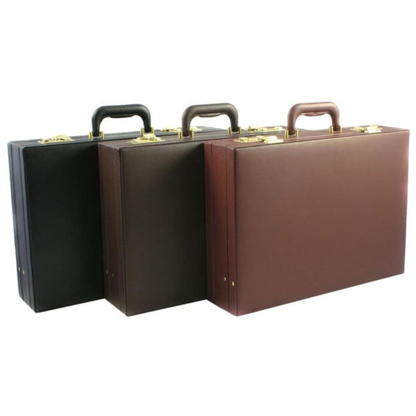 World Traveler London Executive Business Attache Case