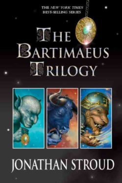 The Bartimaeus Trilogy (Paperback)